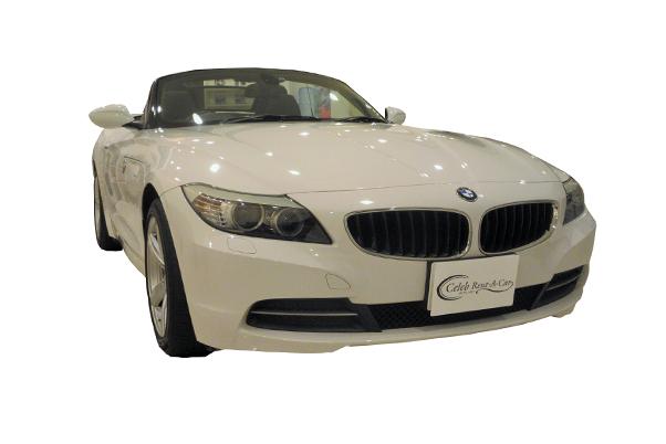 BMW Z4 現行 white