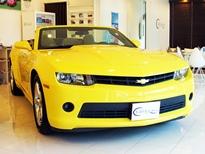 CHEVROLET-カマロ yellow