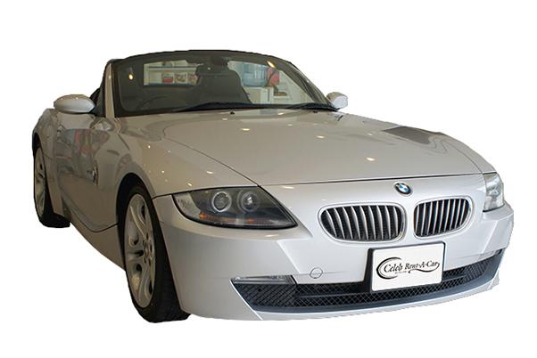 BMW Z4 silver2