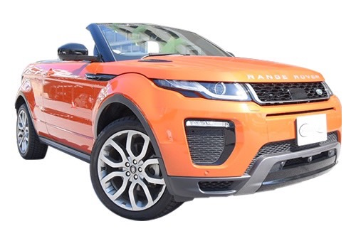 Land Rover-イヴォーク