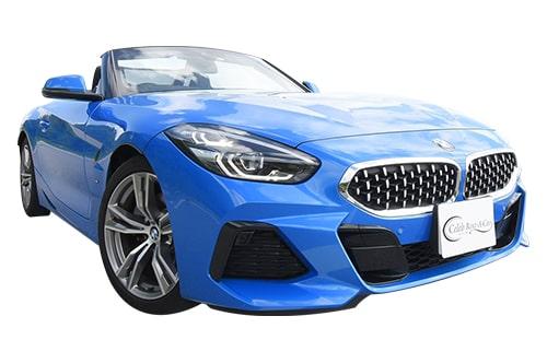 BMW-Z4 現行 Blue