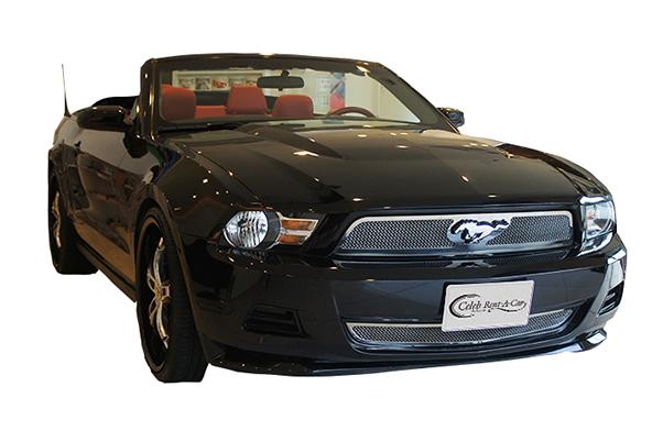 Ford マスタング 後期 black
