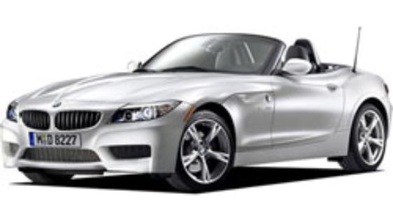 BMW BMW Z4 Silver