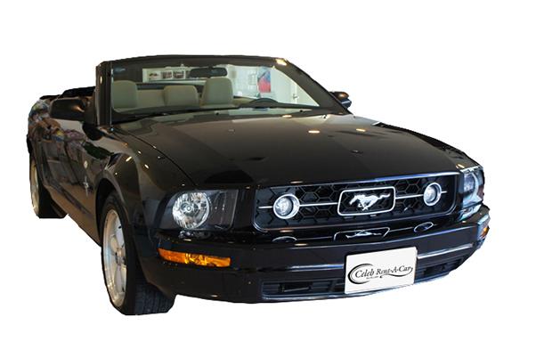 Ford マスタング 前期 black