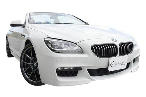 BMW 640i Mスポーツ White ②