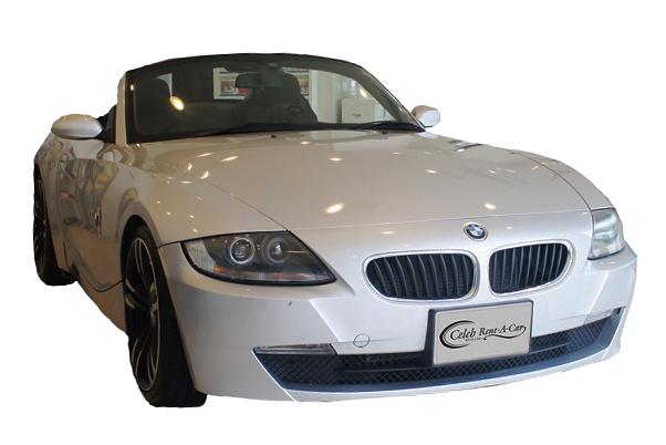 BMW Z4 silver1