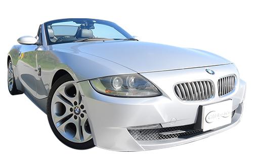 BMW Z4 silver 平成19年式