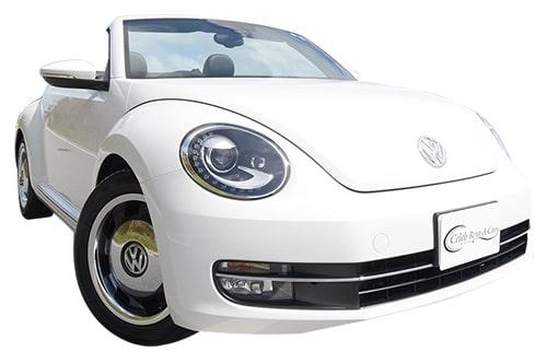 Volkswagen ザ・ビートル White