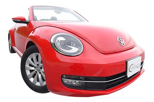 Volkswagen ザ・ビートル red