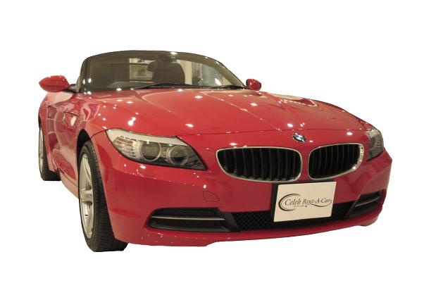 BMW Z4 現行 red
