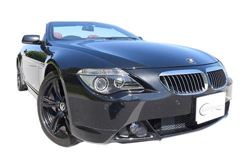 BMW-650i Black