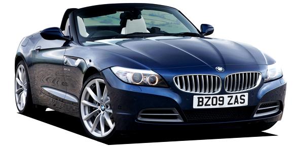 BMW BMW Z4 Blue