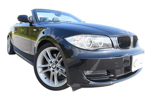 BMW 120i Black ②