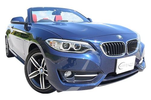 BMW 220i スポーツ blue