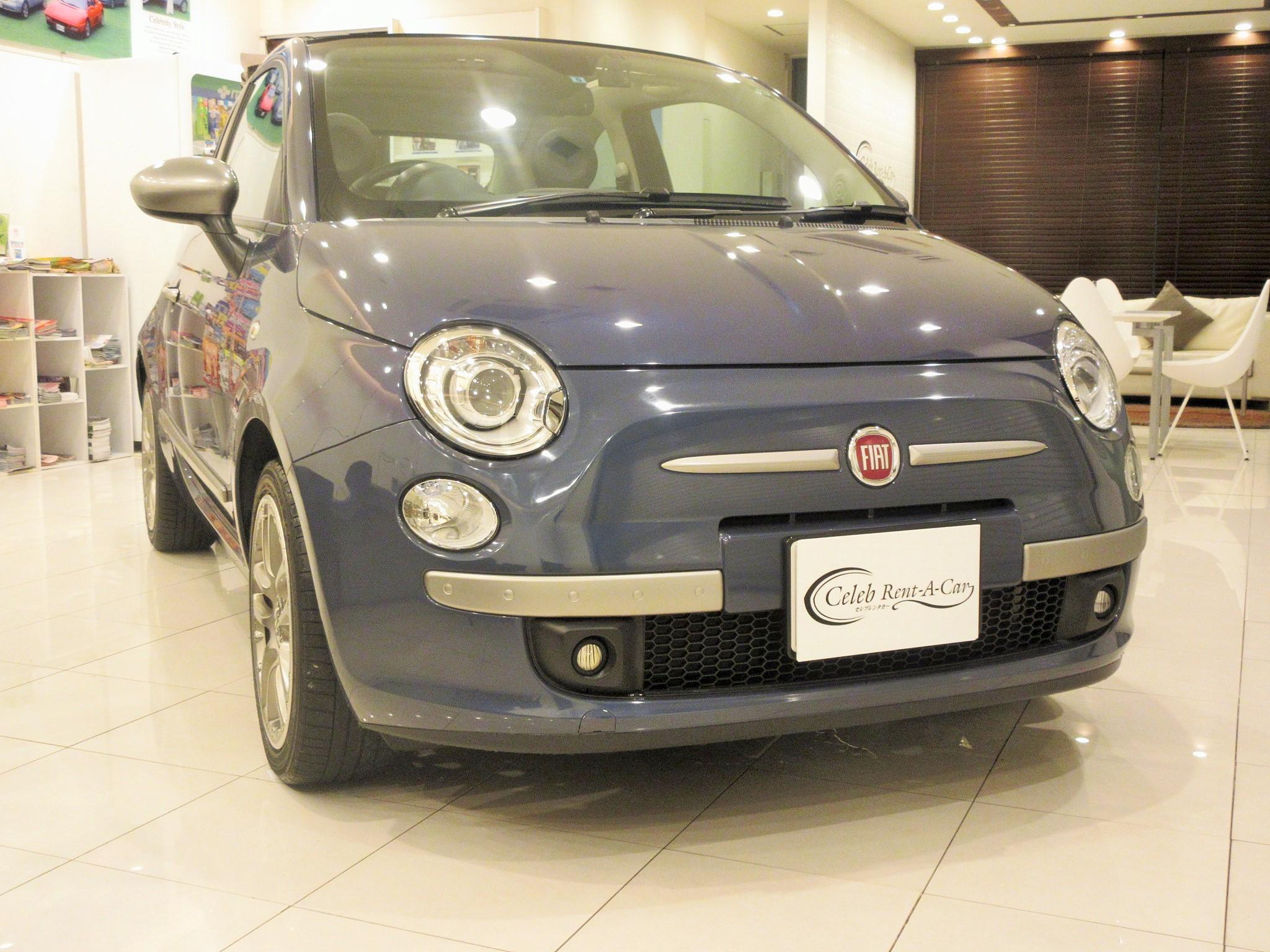FIAT-500C By DIESEL