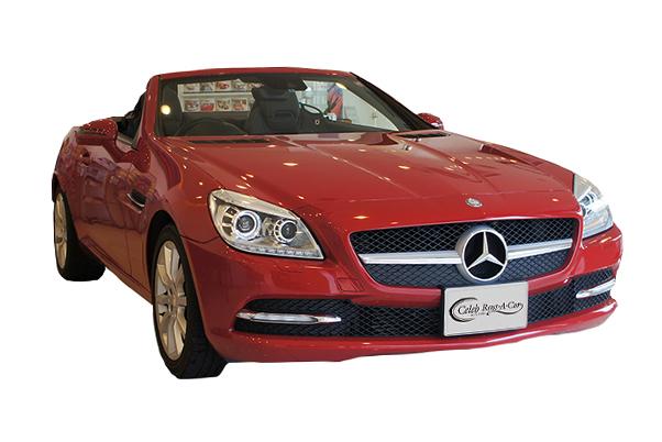 Mercedes-Benz SLK200 現行