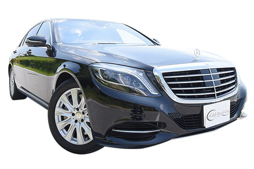 Mercedes-Benz-S550 Long