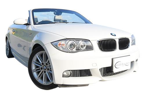 BMW 120i Mスポーツ white