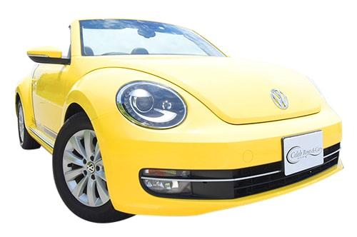 Volkswagen ザ・ビートル Yellow