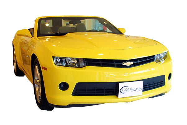 CHEVROLET カマロ yellow