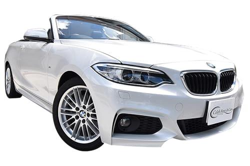 BMW 220i Mスポーツ White