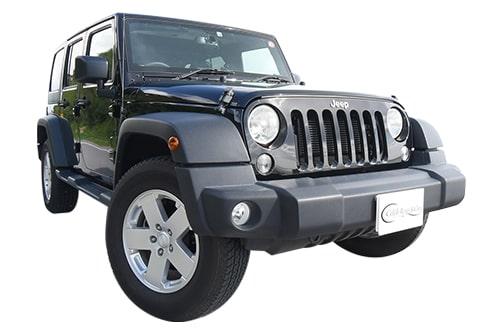 Jeep ラングラー アンリミテッド Black