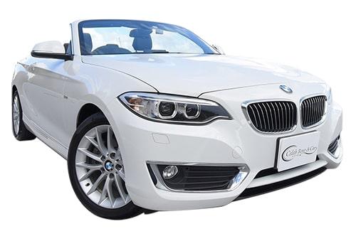 BMW 220i  White②