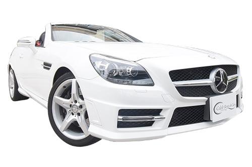 Mercedes-Benz SLK200 ①